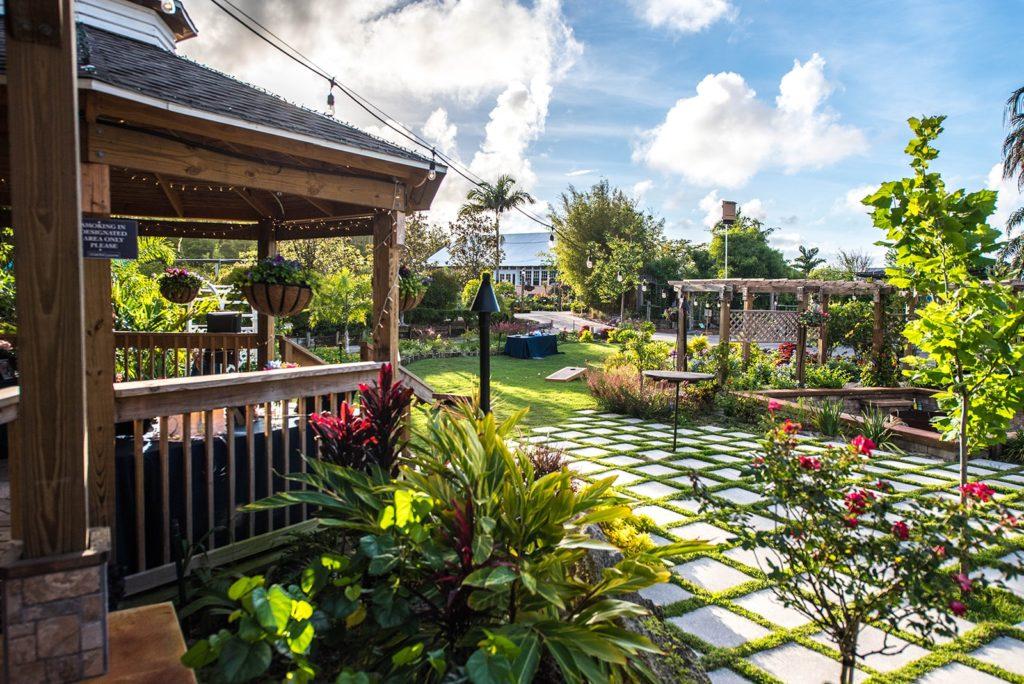 Rockledge Gardens Wedding Pavilion