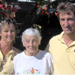 Theresa, Mary, Kevin