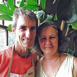 Teresa & Kevin, current owners