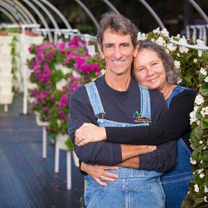 Kevin and Theresa Riley
