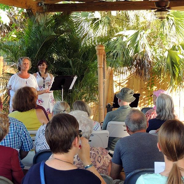Rockledge Gardens learning center