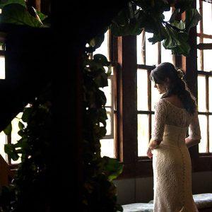 Rockledge Gardens weddings bride