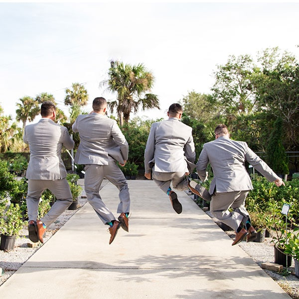 Rockledge Gardens wedding